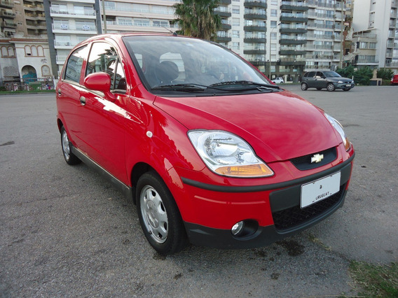 Chevrolet Spark Ls/full-1.0-impecable!!!(posible Permuta)!!!