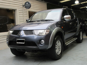 Mitsubishi L200 2.5 Did Cab Doble 4x4 Impecable - Carhaus
