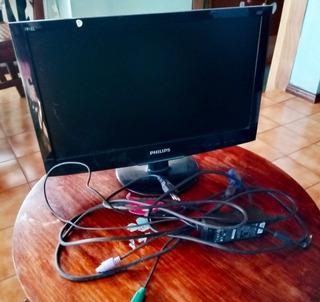 Monitor Led Philips 19