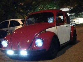 Volkswagen Fusca 1600 2 Carburadores