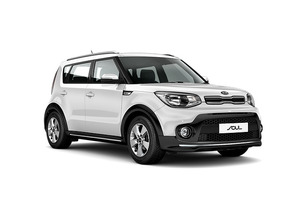 Kia Soul Okm Super Precio! 100% Financiada