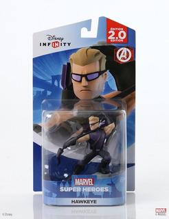 Disney Infinity Hawkeye Ojo Halcon 2.0 Nuevo !!!