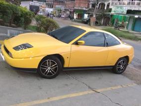 Fiat Coupê 2.0 16v 2p 1996 Amarelo