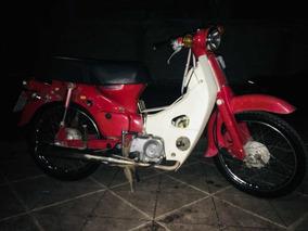 Vendo Honda C70 Año 80