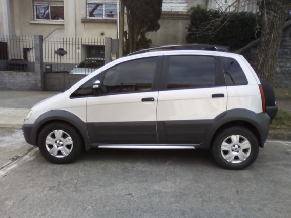 Fiat Idea Adventure Full Full Saldo Financiado