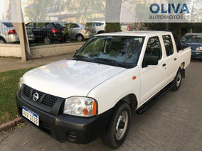 Nissan Frontier Doble Cabina Nafta Abag / Abs 2012 Impecable