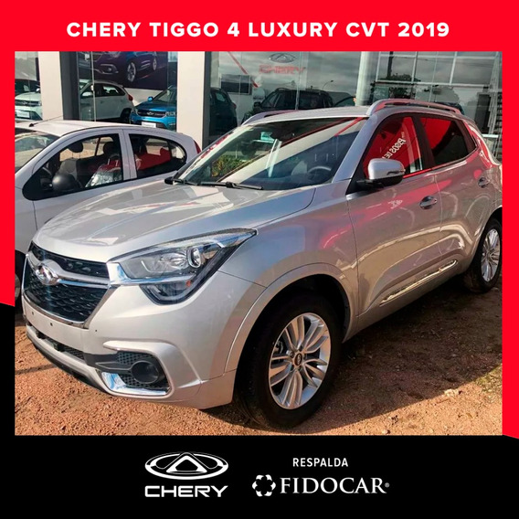 Chery Tiggo 4 Luxury Cvt 2019