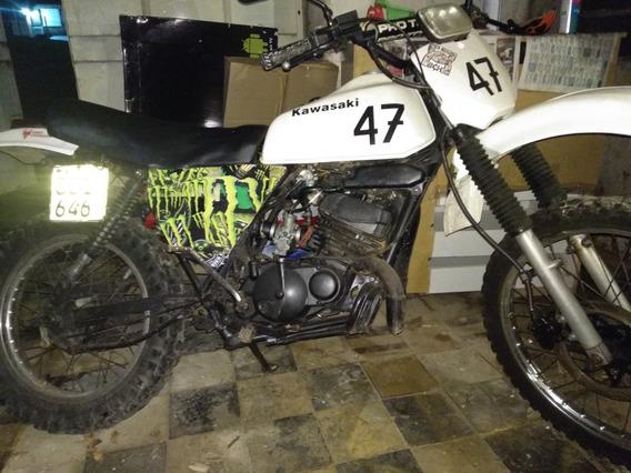 Kawasaki Kv 175 Kv175