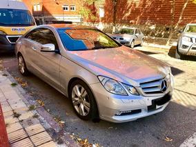 Mercedes-benz Clase E E250 Coupe 1.8t
