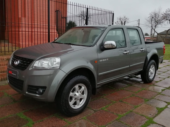 Great Wall Wingle 5 2014 Nafta Gl Motors Financiamos!