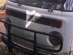 Volkswagen Kombi Kombi Del 88 Andando