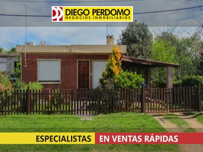 Casa De 2 Dormitorios En Venta En Villa Ituzaingó - San José