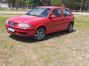 Volkswagen Gol 1.6 Full C Llantas,alarma,pioner . 099036749
