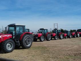 Tractores,massey Ferguson Loustaunau Maquinarias