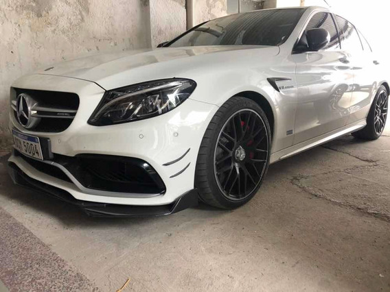 Mercedes-benz Clase C 4.0 Amg S 510cv 2016