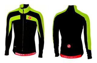 Campera Térmica Bicicleta - Lluvia - Running- Bici Abrigo