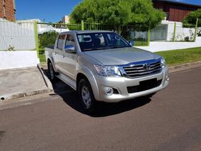 Toyota Hilux Sr 2.5 4x2 2013 190000 Km