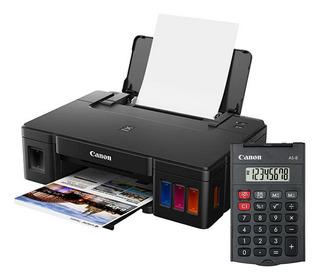 Impresora Canon Pixma G1100 Sistema Continuo De Tinta Amv