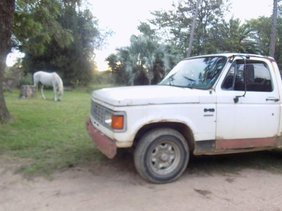 Chevrolet C-10 Custom Camioneta Motor A Nuevo