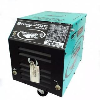 Soldadura Electrica Balmer Rectificador Br 300 Bifasico