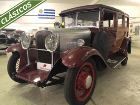 Nash Rural 1925, Carrozada En Paris