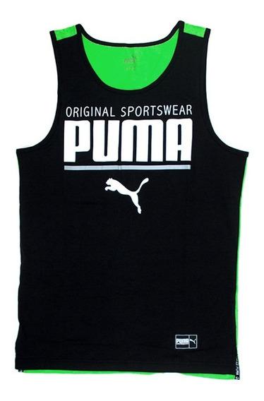 Musculosa Camiseta Puma Remera Deportiva De Hombre Mvd Sport
