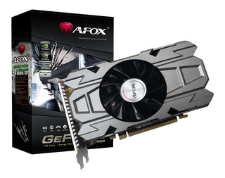 Tarjeta De Video Afox Geforce Gtx1050 2gb Gddr5 128bit Hdmi