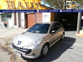 Peugeot 207 2009 Aut. Entrega U$s 4450 Financia Sola Firma