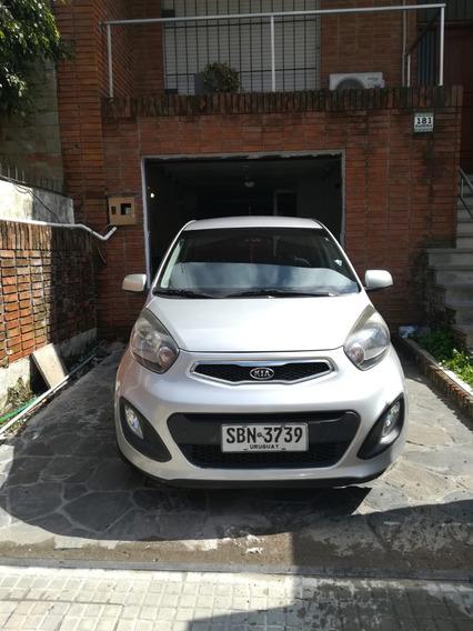 Particular Vende. Kia Picanto 2012 Excelente U$s 9300