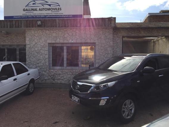 Kia Sportage Automatica Con Techo Solar - Permuto Financio
