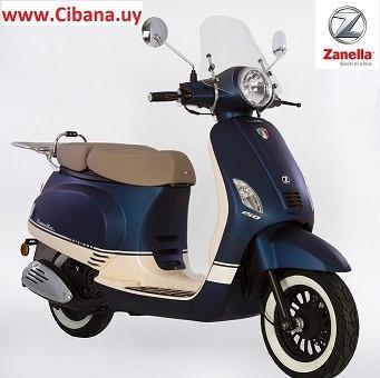 Zanella Styler Exclusive 125 Automatica