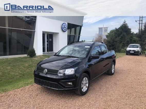 Volkswagen Saveiro Doble Cab 2020 0km - Barriola