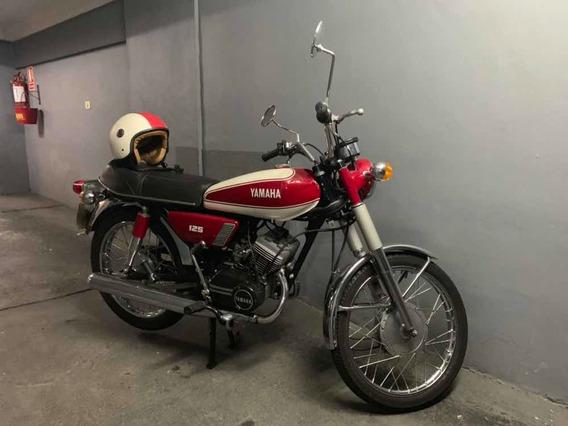 Yamaha Rdb 1976 Rdb