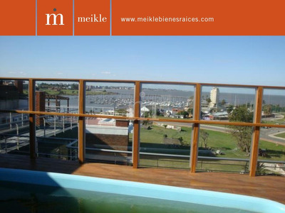 Espectacular Penthouse Con Inmejorable Vista Al Mar