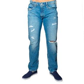 f8cf66adba Jeans Hombre Azul Roto Levi´s 502 Jea-lev-8 - Tienda Chaia