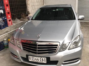 Mercedes-benz Clase E 3.5 E350 Elegance At