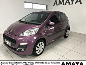 Peugeot 107 1.0 Extra Full !! Año 2013 !! Impecable !! Amaya