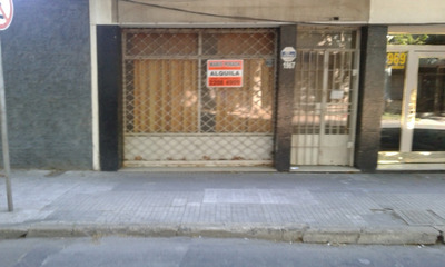 Alquilo Local Con Vivienda Sobre Garibaldi $ 20000