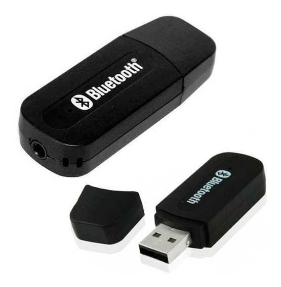 Adaptador Receptor Audio Usb Bluetooth Jack 3.5mm Aux Auto®