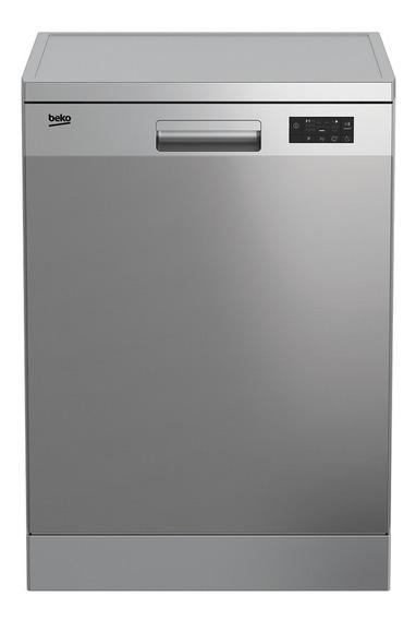 Lavavajillas Beko Mod. Dfn16410x 14 Servicios Inverter