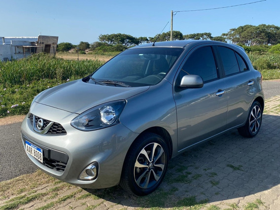 Nissan March 1.6 Automático Extra Full 2018