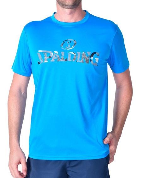 Camiseta Remera Spalding Casual Deportiva De Hombre