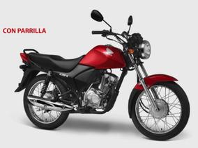 Moto Honda Cb1 (125 Cc) (nueva 0 Km)