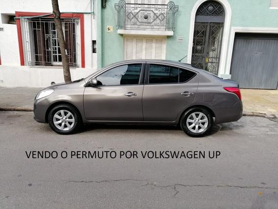 Vendo O Permuto Nissan Versa Extrafull Automático 1.6 2013