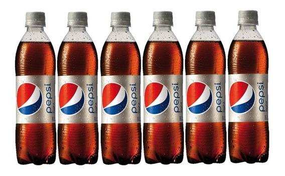 Refresco Pepsi Light 500 Ml Pack X6