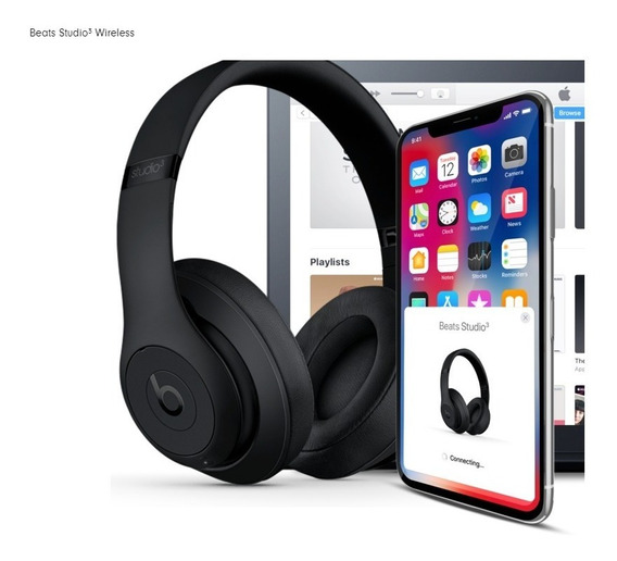 Auriculares Dr. Beats Studio3 Wireless