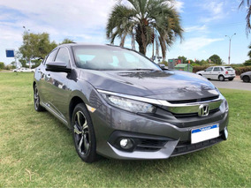 Honda Civic 1.5 Ex-t 2017 Nuevo Permuto Financio Directo