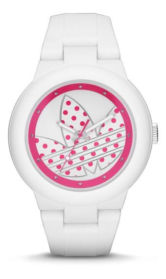 Reloj Dama adidas Originals Aberdeen Banclo Y Rosado