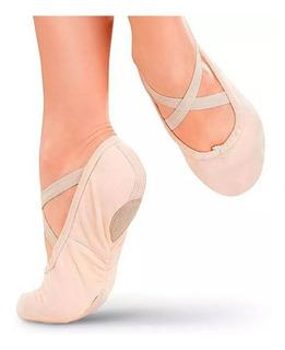 Ballet Zapatillas De Cuerina Para Entrenamiento Mvdsport