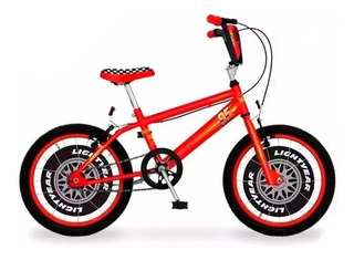 Bicicleta Rodado 14 Cars 3 Original Magic Makers